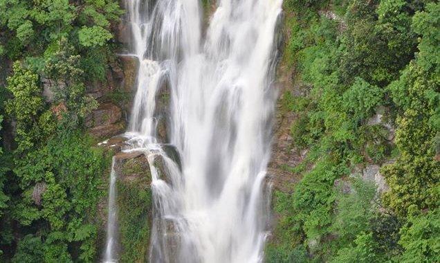 Foto cascata Rio Verde