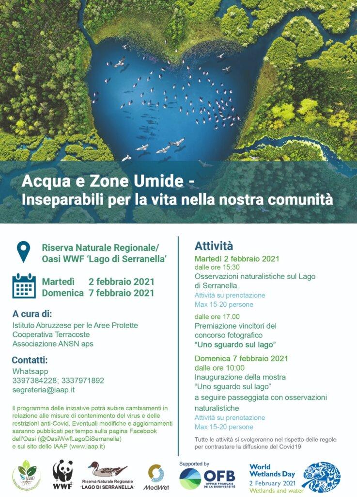 Locandina Serranella WWD 2021