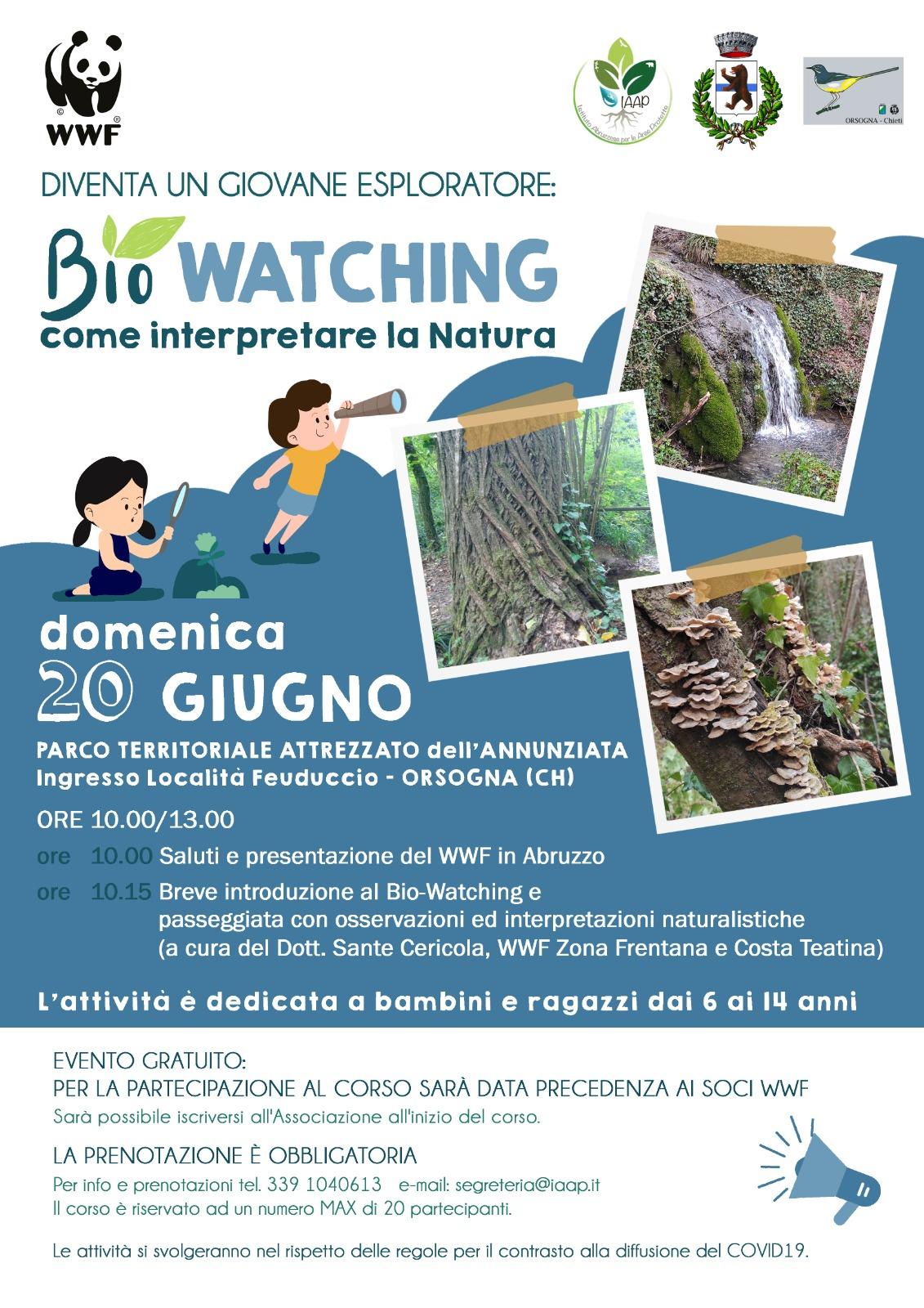 Biowatching Orsogna